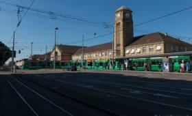 Badischer Bahnhof Basel