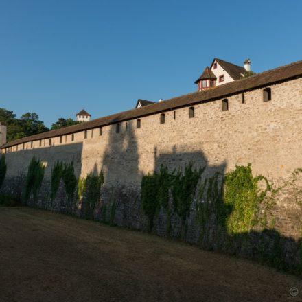Basler Stadtmauer