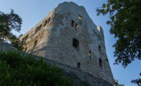 Ruine Homburg, Läufelfingen