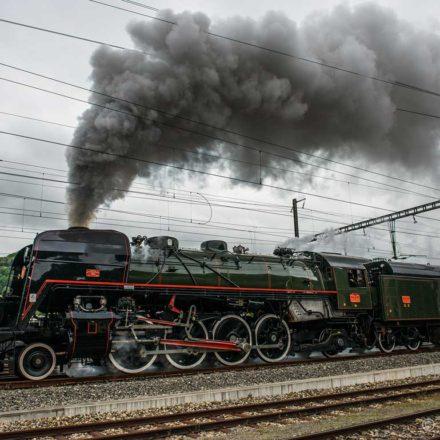 1. Schweizer Dampftage in Sissach 2013