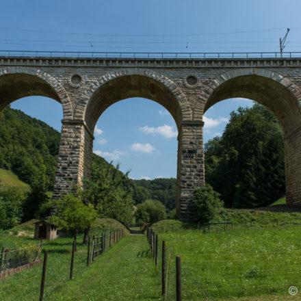 Bahnwanderweg Läufelfingen – Sissach