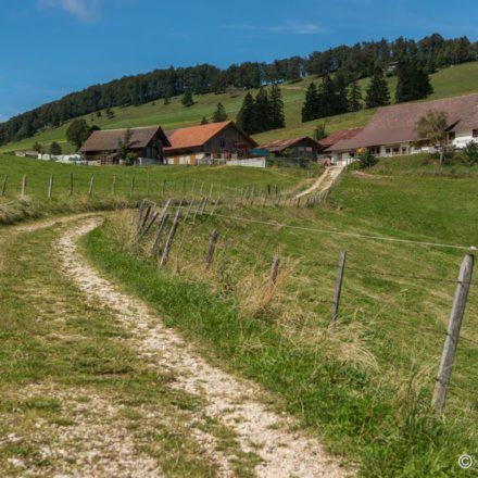 Wanderung Passwang – Hohe Winde